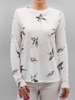 Bangastic Pullover Swallow weiß