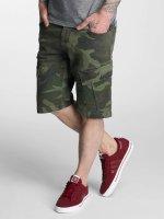 Bangastic Short Camou camouflage