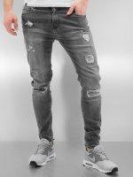 Bangastic Slim Fit Jeans Burundi grijs