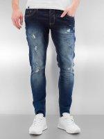 Bangastic Slim Fit Jeans A75 modrá