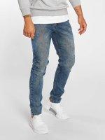 Bangastic Slim Fit Jeans Clay modrá