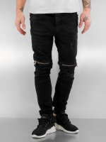 Bangastic Slim Fit Jeans Mika schwarz