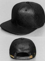 Bangastic Snapback Caps PU czarny