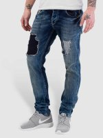 Bangastic Straight Fit Jeans Washed blau