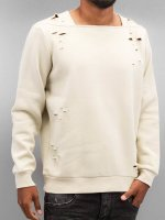 Bangastic Sweat & Pull Destroyed beige
