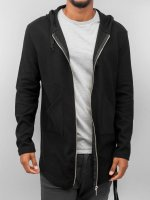 Bangastic Sweat capuche zippé Long II noir