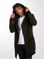 Bangastic Swetry rozpinane Modern oliwkowy