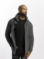 Bangastic Swetry rozpinane Mottled szary