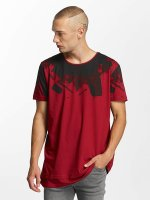 Bangastic T-paidat Splash punainen