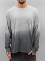 Bangastic T-Shirt manches longues AE189 Oversize gris