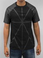 Bangastic t-shirt Applikation zwart