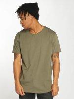 Bangastic T-Shirty Basic oliwkowy
