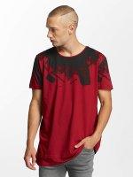Bangastic T-skjorter Splash red