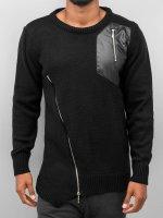 Bangastic trui Knit zwart