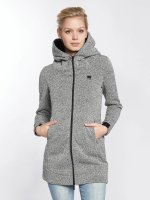 Bench Демисезонная куртка Long Bonded серый