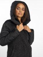 Bench Демисезонная куртка Asymmetric черный
