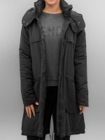 Bench Cappotto Get Up And Go nero