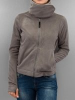Bench Chaqueta de entretiempo Difference Fleece Jacket gris