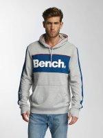 Bench Hoodie Lightweight Sweat Corp grå
