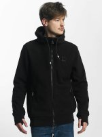 Bench Hoodies con zip Fleece nero
