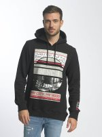 Bench Hoody Graphic schwarz