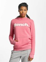 Bench Hupparit Crop Print roosa