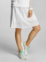 Bench Jupe Cotton Crochet blanc
