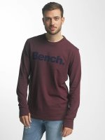 Bench Longsleeve Logo red