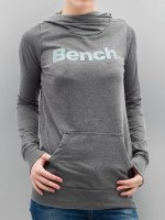 Bench Mikiny Corp Print šedá