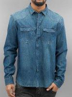 Bench overhemd Asmara Denim blauw