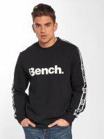 Bench Pullover Dots schwarz
