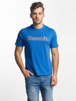 Bench T-shirt Logo blu