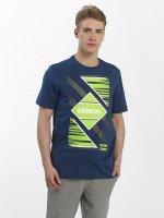 Bench T-shirt Graphic Tee blu