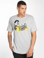 Bench T-shirt Graphic grigio
