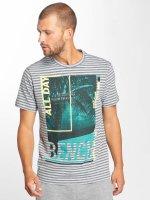 Bench t-shirt Life grijs