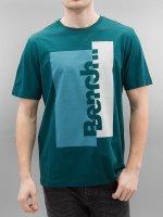 Bench t-shirt Logo groen