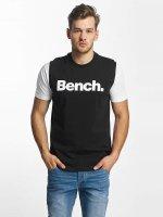 Bench T-shirt Logo nero