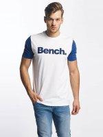 Bench t-shirt Logo wit
