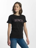 Bench t-shirt Life zwart