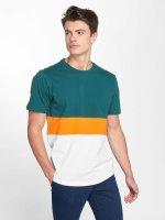 Bench Tričká Stripe zelená