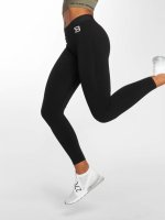 Better Bodies Leggingsit/Treggingsit Astoria Curve musta