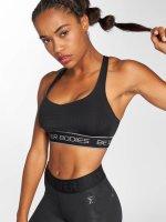 Better Bodies Sujetador desportivo Athlete Short negro