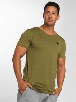 Better Bodies T-skjorter Hudson khaki