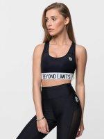 Beyond Limits Športová podprsenka Free Motion čern