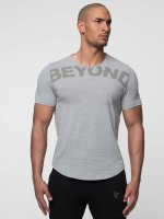 Beyond Limits t-shirt League grijs