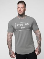 Beyond Limits T-Shirt Signature kaki