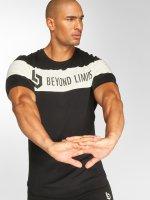Beyond Limits T-Shirty Chronicle czarny