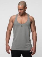 Beyond Limits Tank Tops Casual Stringer cachi