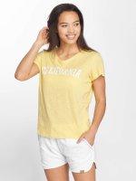 Blend She T-Shirt Girls R jaune