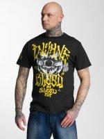 Blood In Blood Out Camiseta Yellow Harlekin negro